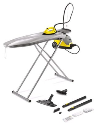 Гладильная система Karcher SI 4 + Iron Kit (Утюг в комплекте)