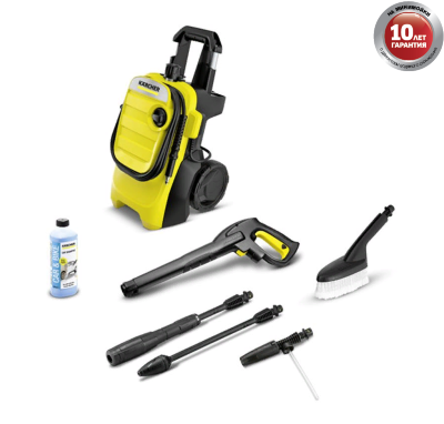 Минимойка Karcher K 4 Compact Basic Car