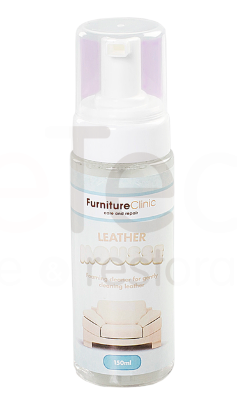Мусс для чистки кожи LeTech Leather Mousse 150мл